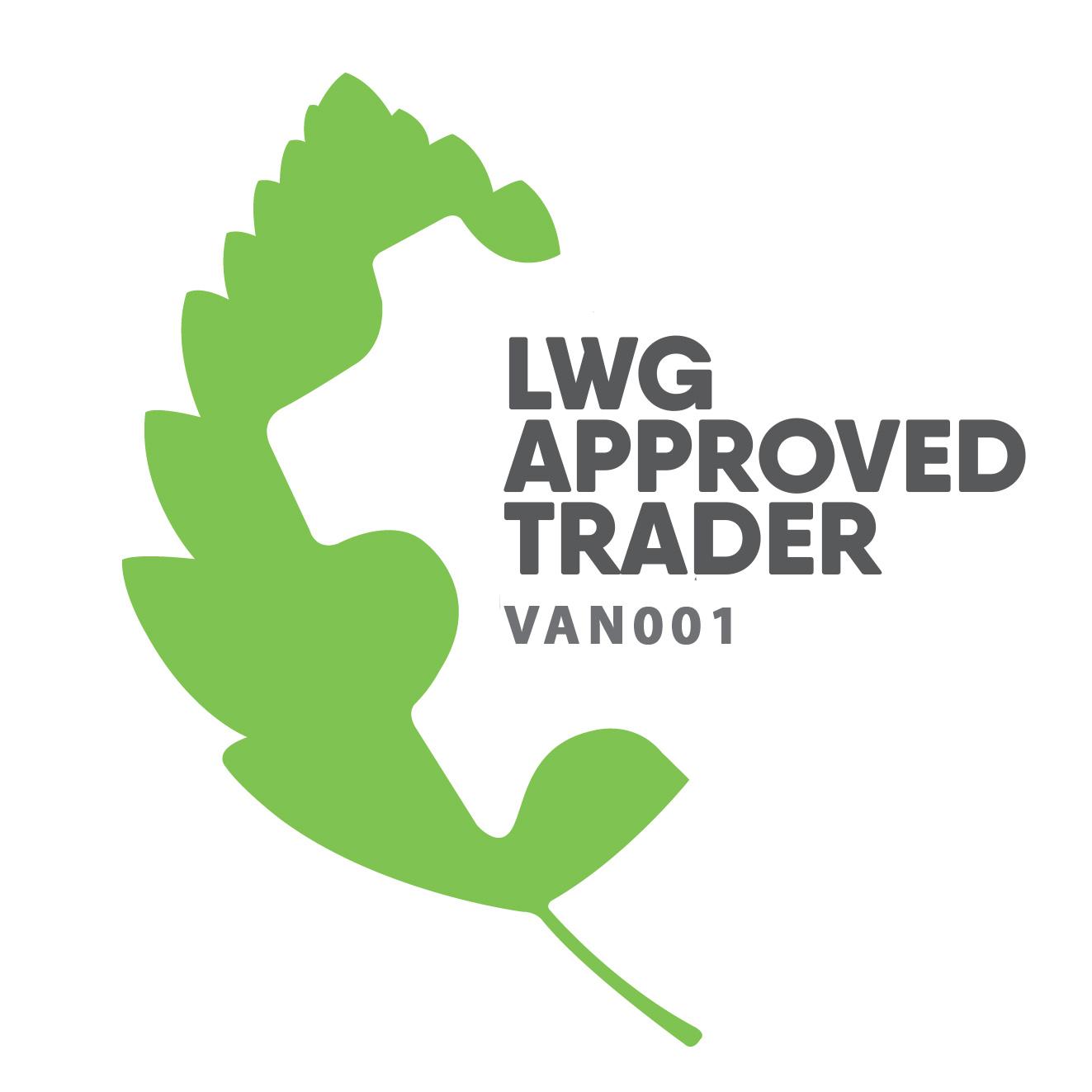 LWG Approved Trader